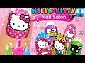 Hello Kitty Nail Salon - Unlock All Nail Designer Games For Girls