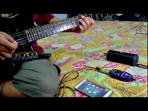 GuitarLink Di HP Android Via USB OTG (Alternatif IRig) - Review & Unboxing