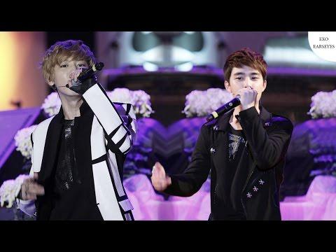 EXO Chanyeol Rap & D.O. Beatbox - 내가나 (I'm Me)︱Hot Clip [KR/EN/TH CC]
