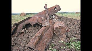 Раскопки в полях Второй Мировой Войны Фильм 43/Excavation in fields of World War II the Film 43
