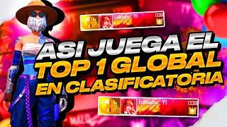 Download ASI JUEGA el TOP 1 GLOBAL en CLASIFICATORIA con MAS DE 13 MIL PUNTOS EN FREE FIRE!!