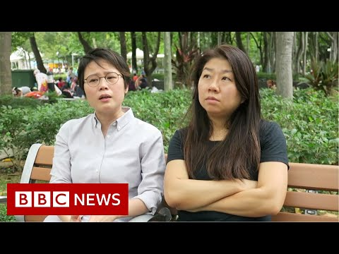 Hong Kong Tiananmen: 'We may never mark the crackdown again' - BBC News