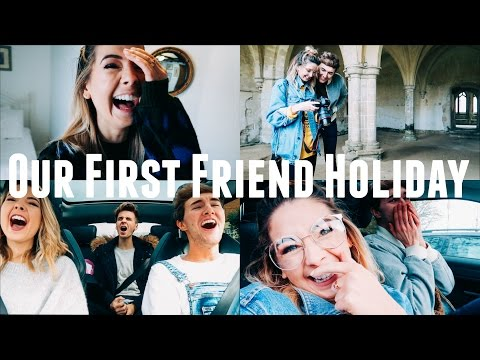 OUR FIRST FRIEND HOLIDAY