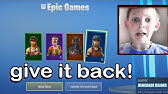 I Tried Merging Fortnite Accounts with Rich Scammers