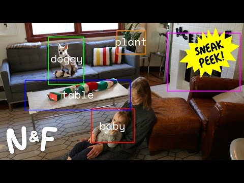 Nat & Friends: Computer Vision Sneak Peek
