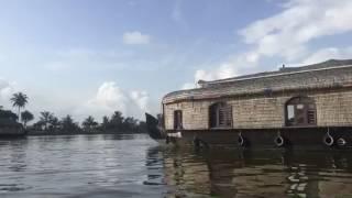 Alapuzzha Houseboat