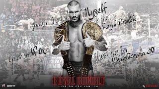 Randy Orton Tribute 2014 ● Devil On My Shoulder ᴴᴰ