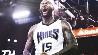 DeMarcus Cousins- King of the Paint- Mix [HD]