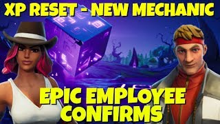 CALAMITY AND DIRE SKIN XP RESET IS A NEW MECHANIC IN FORTNITE - EPIC EMPLOYEE CONFIRMS