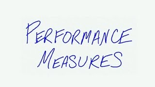 coc system performance measures overview video 10 1 15