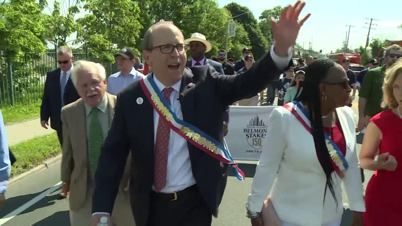 2018 Belmont - Elmont Parade