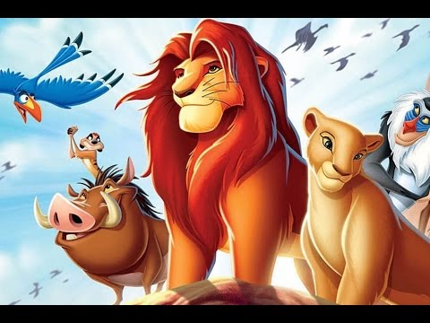 Lion King 2 Cartoon Movies 4Kids | Disney Movies 2016