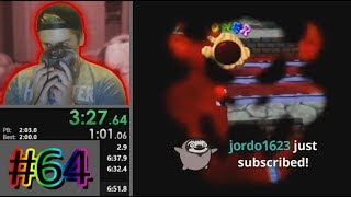 Fails In Speedrunning #64   Super Mario 64 Edition