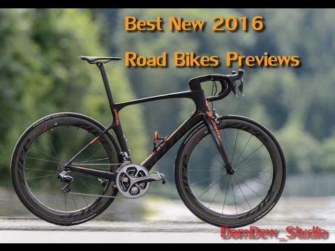 Best New 2016 Road Bikes Previews |สุดยอดจักรยานทางเรียบปี 2016