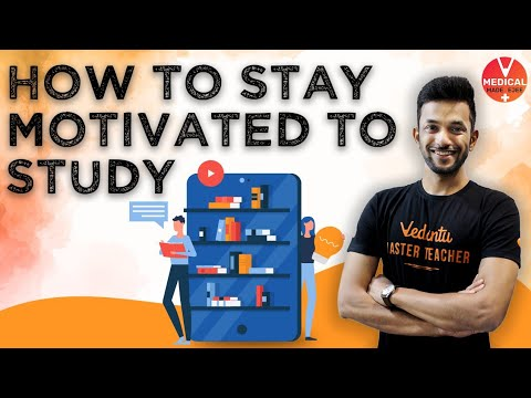 How To Stay Motivated To Study | Motivational Video For Students | By Amrit Raj Sir