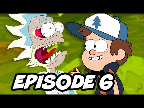 Rick and Morty Season 3 Episode 6 - Easter Eggs and References