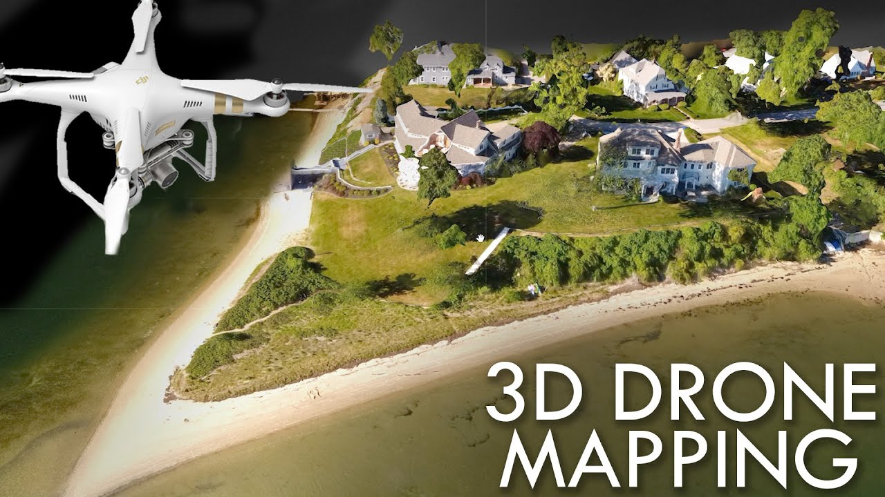 D MAPPING With A DJI Phantom Drone Deploy YouTube - Drone maps google