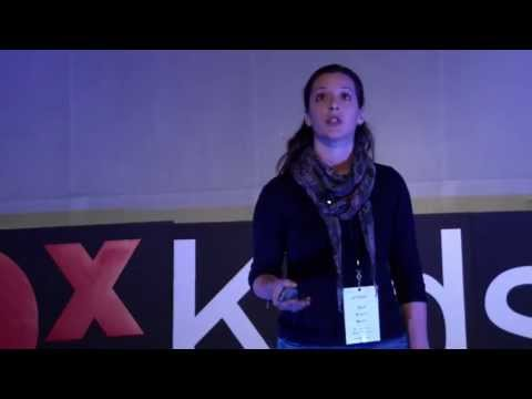A little space with MASSIVE possibilities: Loretta Cella at TEDxKids@BC