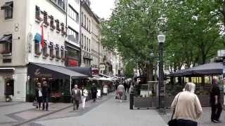 Luxembourg City Centre