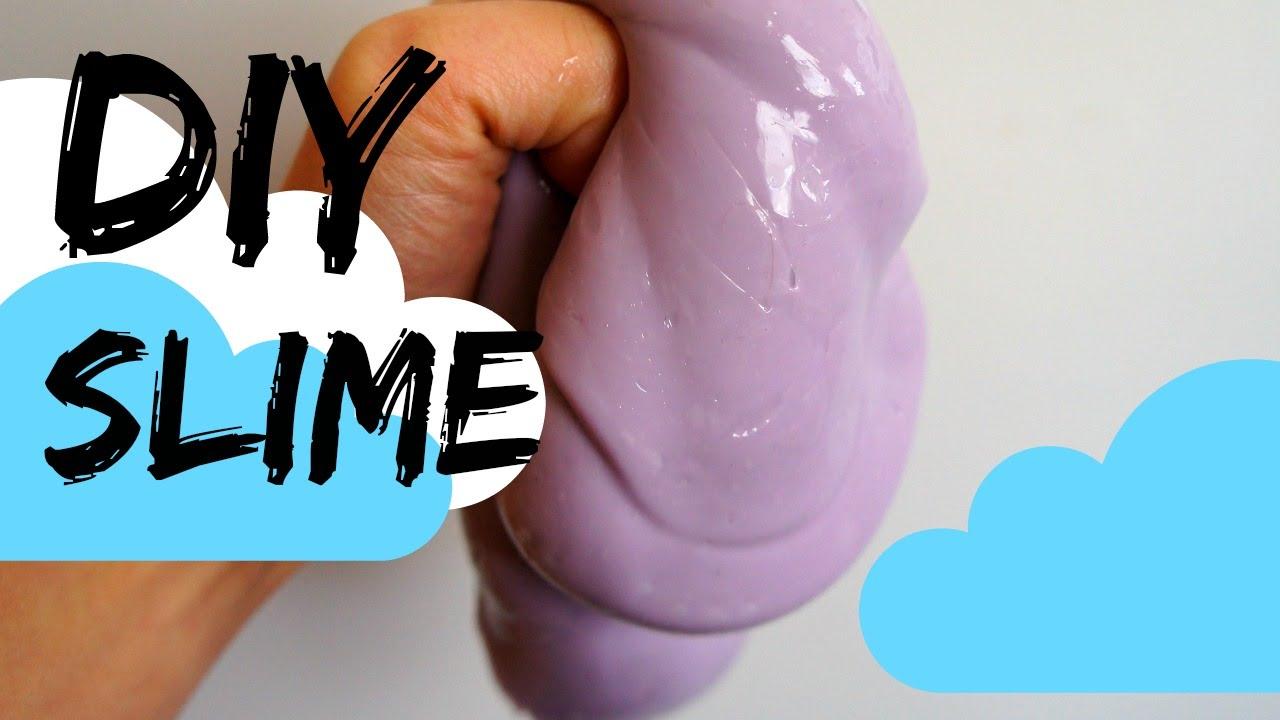 How to make slime recipe 1 youtube ccuart Choice Image