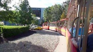 The Last Ride Ever on Backlot Tram Tour at Disneys Hollywood Studios Walt Disney World For TPR