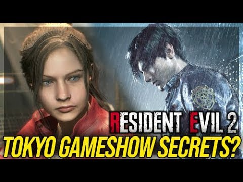 Resident Evil 2 - Secrets At Tokyo Game Show? What I Expect
