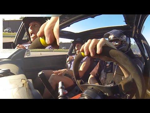 Jason Evers' Mom Goes Drifting, Again