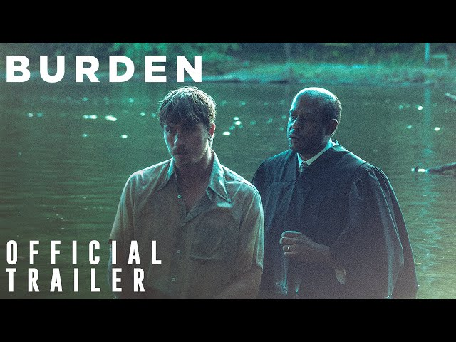 BURDEN | Official Trailer - In Select Theaters February 28 | 101 Studios