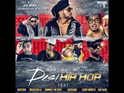 Desi Hip Hop Ft Raxstar   Manj Musik    2015