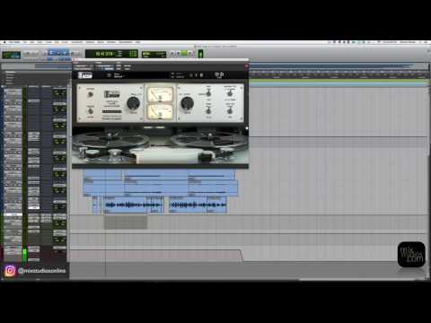 Mixing Lil Wayne's Vocals With Steven Slate's New Plugins - Mix Studios