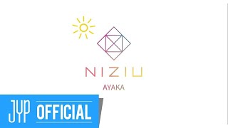 NiziU AYAKA「Make you happy」M/V MAKING FILM