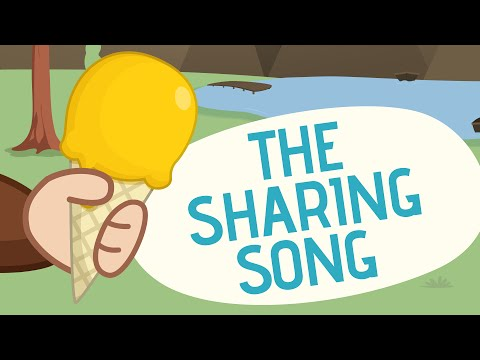 The sharing song - Nursery Rhymes - Toobys