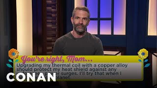 What Every Mom Wants For Mother's Day  - CONAN on TBS thumbnail