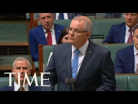 Australia's Prime Minister Formally Apologized To Child Sex Abuse Victims | TIME