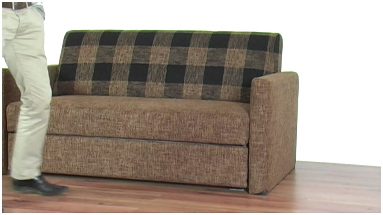 Schlafsofa mit lattenrost youtube for Schlafsofa lattenrost
