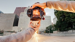 EXTREME 400mm Street Photography in Chicago POV