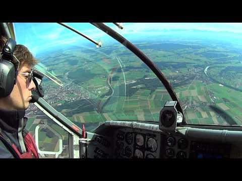 *** Krasse Landung mit Pilatus PC6 :-PPP *** MEGA GEIL :-)