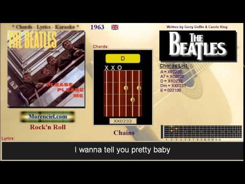 The Beatles Chains 0378 Youtube