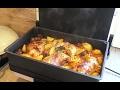 Tavuklu sebze Yemeği Tarifi(Silexde yada firinda cok kolay yapimi) | Hatice Mazı ile Yemek Tarifleri
