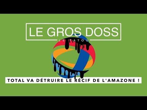 TOTAL VA DÉTRUIRE LE RECIF DE L'AMAZONE