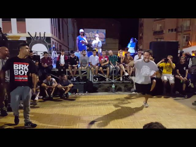 Manuz vs Cap @N2 Battle 2016