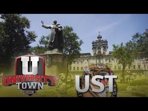 UTOWN: Roam around UST a la certified Thomasian