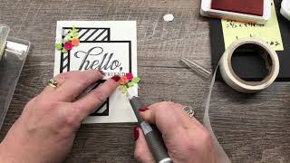 How to create handmade cards quicker!