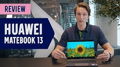 Huawei Matebook 13 - Arvostelu