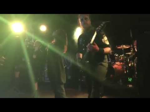 Lacuna Coil Live in Puerto Rico 2015 - To The Edge