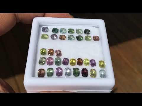 Ilakaka Rough Sapphires Parcel