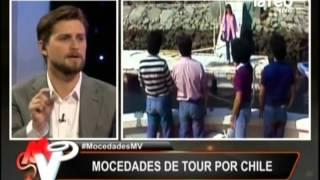 Mocedades canta en MV
