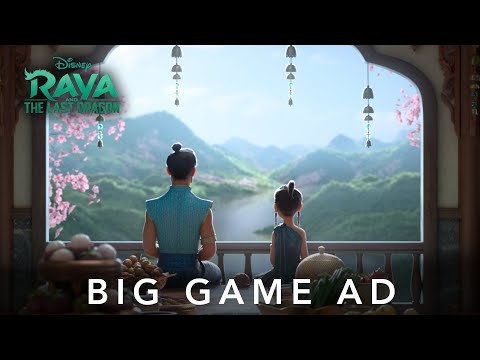 Raya and the Last Dragon | Big Game Ad