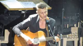 Asaf Avidan - My Tunnels Are Long And Dark These Days | Tel Aviv 2015