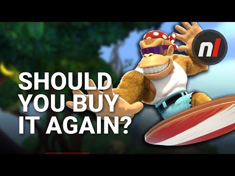 Is Donkey Kong Country: Tropical Freeze Worth Buying Again for Switch?